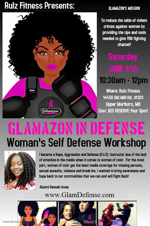 Copy of Womans Self Defense Flyer-1