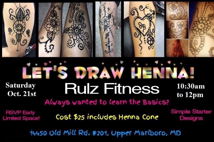 October-Henna
